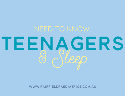 4 Tips for Improving Your Teenagers Sleep
