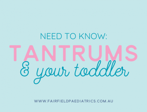 Toddlers & Tantrums: A Guide to Keeping the Peace (and Your Sanity!)
