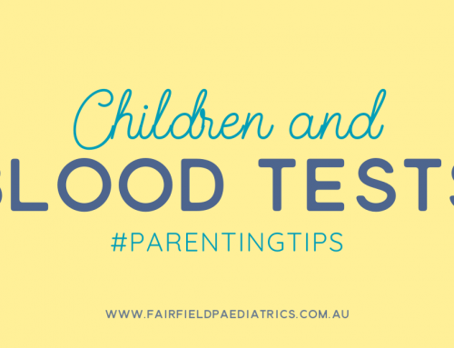Children & Blood Tests: A Guide for Parents